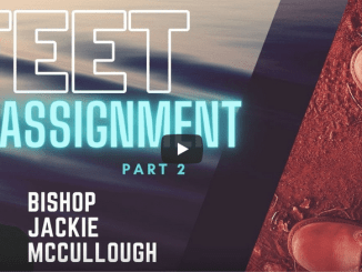 Bishop Jackie McCullough Sermons - Feet On Assignment – Part 2