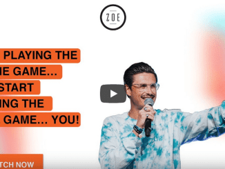 Chad Veach Sermons - Stop Playing The Blame Game