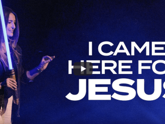 Cass Langton Sermon 2021 - I Came Here for Jesus