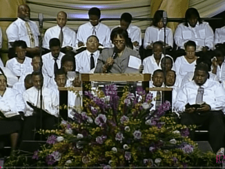 Bishop Jackie McCullough Sermons - Do You Want It?
