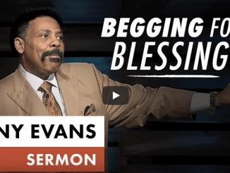 Tony Evans Sermons 2021 - Begging for a Blessing