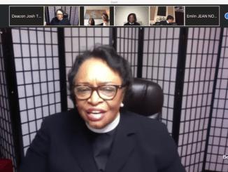 Bishop Jackie McCullough Sermons - An Unprecedented Response