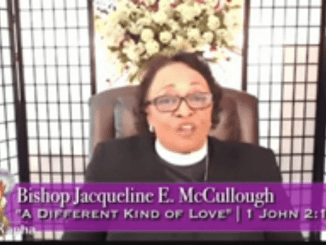 """The International Gathering at Beth Rapha shares this new sermon by Bishop Jackie McCullough titled """"A Different Kind of Love 2""""."""