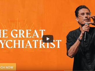 Chad Veach Sermons - The Greatest Psychiatrist