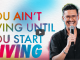 Chad Veach Sermons 2021 - You Ain't Living Until You Start Giving