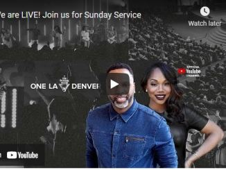 The Potters House At One LA Sunday Live Service June 6 2021
