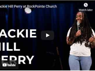 Watch Jackie Hill Perry at RockPointe Church