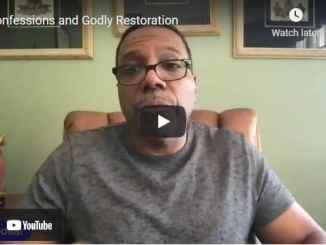 Pastor Creflo Dollar Sermons: Confessions and Godly Restoration