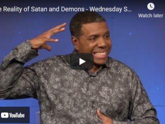 Pastor Creflo Dollar: The Reality of Satan and Demons