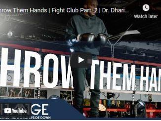 Pastor Dharius Daniels: Throw Them Hands   Fight Club Part. 2