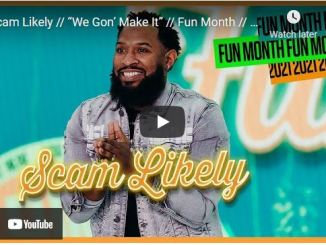 """Pastor Mike Jr. Sermon: Scam Likely // """"We Gon' Make It"""""""