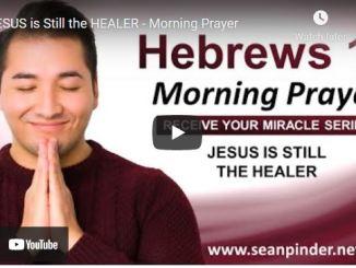 Pastor Sean Pinder Morning Prayer Session July 20 2021