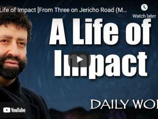 Rabbi Jonathan Cahn Messages: A Life of Impact