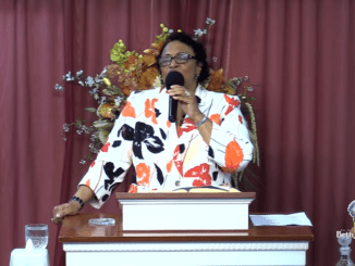 Bishop Jackie McCullough Sermons - Living Waters