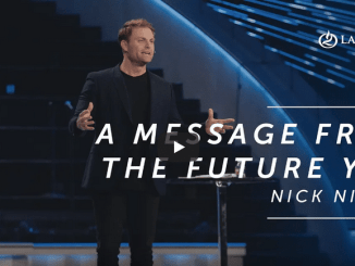 Pastor Nick Nilson Sermons - A Message From The Future