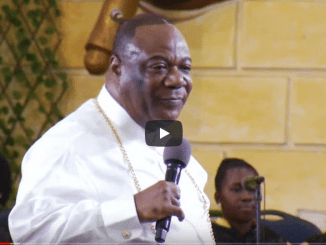 Archbishop Duncan-Williams Sermons - Deliverance In The Midst Of The Storm