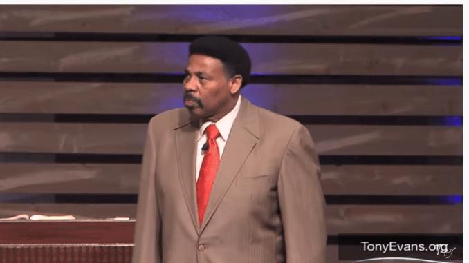 Tony Evans Sermons - Trusting God In A Storm
