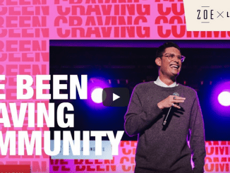 Chad Veach Sermons - I've Been Craving Community