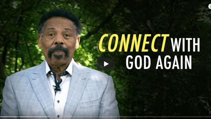 Tony Evans Sermons - Let Eternity Influence Your Present
