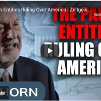 Sid Roth & Tom Horn - The Pagan Entities Ruling Over America
