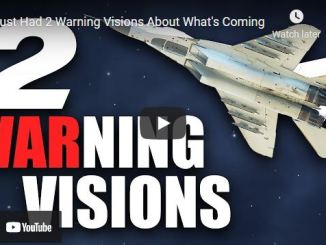 Sid Roth & Troy Black - I Just Had 2 Warning Visions About What's Coming