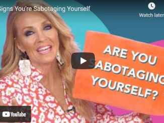 Terri Savelle Foy: 7 Signs You're Sabotaging Yourself