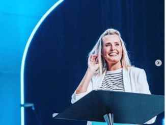 Charlotte Gambill Reacts To Speaking At Free Chapel On August 22
