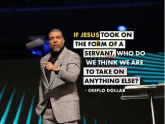 Pastor Creflo Dollar Sunday Live Service August 22 2021