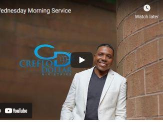 Pastor Creflo Dollar Wednesday Morning Service August 4 2021