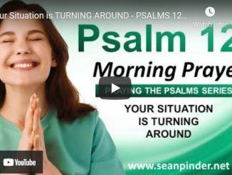 Pastor Sean Pinder Morning Prayer Session August 17 2021