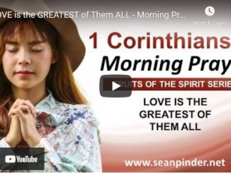 Pastor Sean Pinder Morning Prayer Session August 30 2021