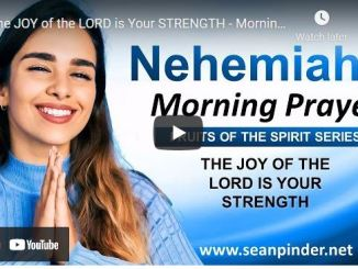 Pastor Sean Pinder Morning Prayer Session August 31 2021