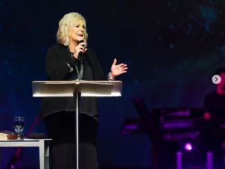 Pictures of Pastor Sheryl Brady of Potters House of North Dallas