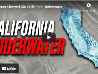 Stephanie Herzog: Jesus Showed Me California Underwater