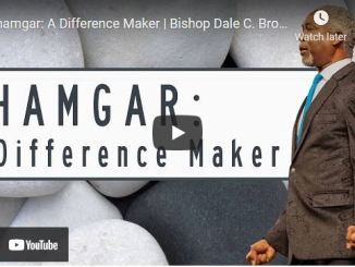 Bishop Dale Bronner Sermon: Shamgar: A Difference Maker