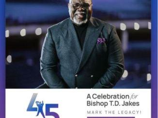 Bishop TD Jakes Sunday Live Service September 26 2021