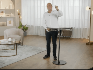Brian Houston Sermons - That Suspended Space Called When 1