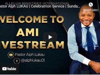 Pastor Alph Lukau Sunday Live Service September 19 2021
