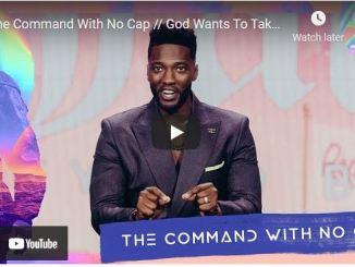 Pastor Michael Todd Sunday Sermon: The Command With No Cap