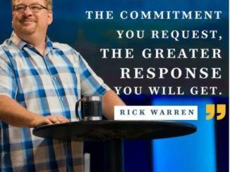 Books By Pastor Rick Warren