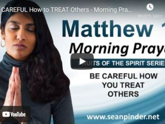 Pastor Sean Pinder Morning Prayer Session September 6 2021
