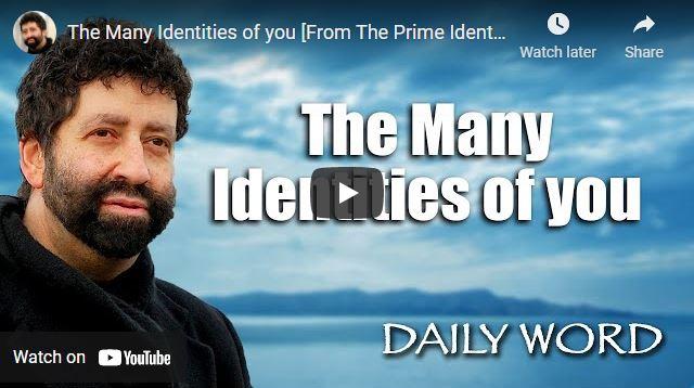 Rabbi Jonathan Cahn: The Many Identities of you