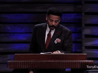 Tony Evans Sermons - A Challenge Toward Authenticity