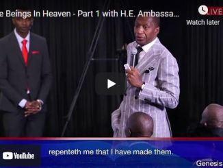 Ambassador Uebert Angel: The Beings In Heaven - Part 1