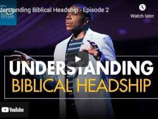 Pastor Creflo Dollar: Understanding Biblical Headship - Episode 2
