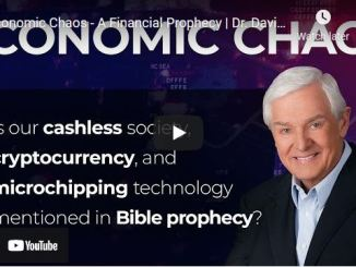 Pastor David Jeremiah: Economic Chaos - A Financial Prophecy