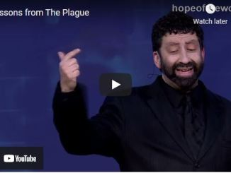 Rabbi Jonathan Cahn: Lessons from The Plague