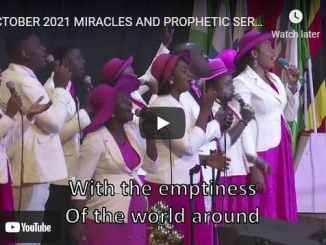 Sunday Live Service At Dunamis International Church October 24 2021