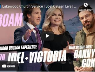 Sunday Live Service For October 10 2021 At Lakewood Church