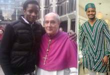Photo of BBNaija star Leo Dasilva says he almost became a priest some years ago